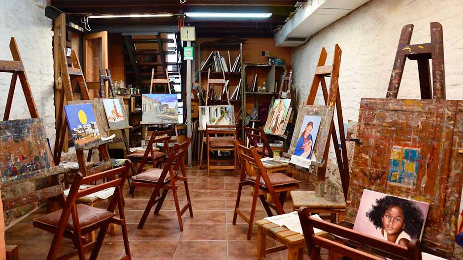 Taller arteclub for Taller de artesanias
